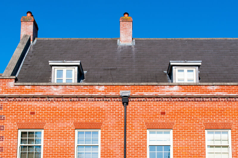 Chimney Flashing Abingdon Oxfordshire A1 Roofing